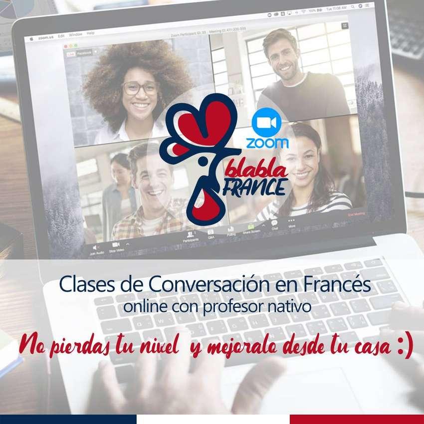 Clases de conversación / Apoyo escolar/Asesoramiento empresas - FRANCÉS 0