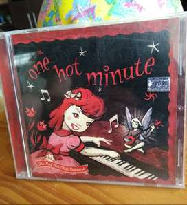 "Red Hot Chilli Peppers ""One Hot Minute"""