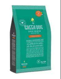 Green Dog adultos x 10 kg Distribuidor en la zona