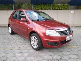 Renault Logan Dynamique 2011