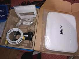 Vendo router wifi