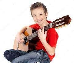 Se dictan clases de guitarra básica