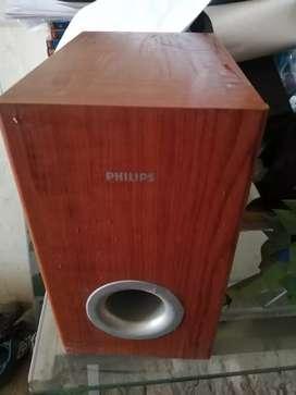 Altavoces Philips  MCD 139