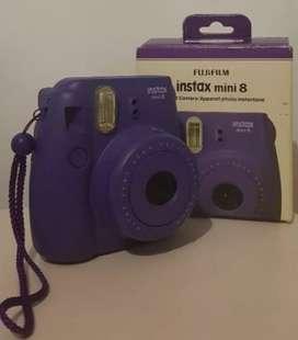 Fujifilm instax mini 8 Violeta