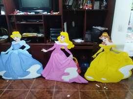 Princesas en Icopor