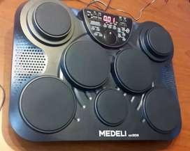 Batería electrónica eléctrica Medeli DD305