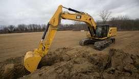 Maquinaria para construcción Excavadoras - volquetes