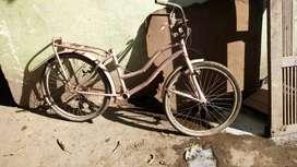 Vendo bici para repuesto