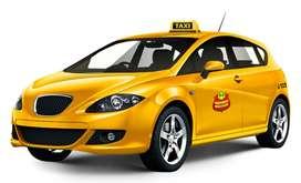 Conductor de taxi cronos 2007