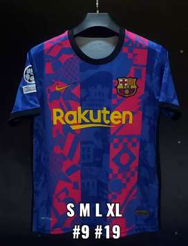 Camiseta de Barcelona alterna 2021 2022