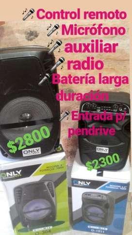 Parlante - Radio - Equipo de Musica
