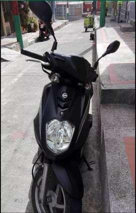 Moto Automatica Señoritera Unica Dueña Bien Cuidada