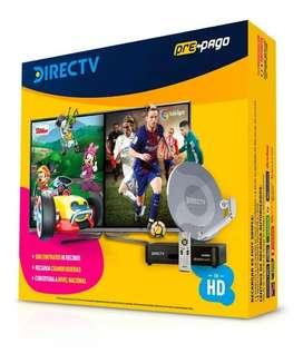 Antena directv completa nueva