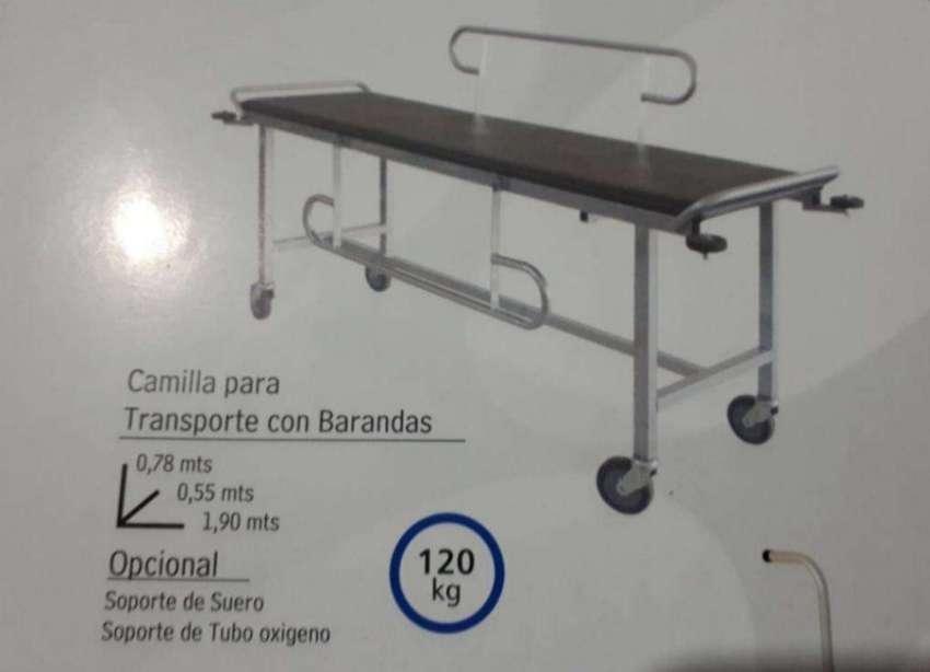 Camilla de Transporte 0