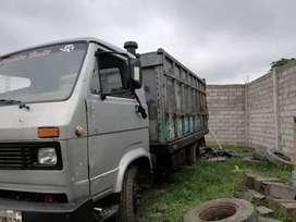 Vendo flamante camión de 4 Ton.
