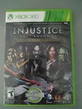 Injustice Ultimate edition para one y 360