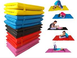 Colchonetas para Ejercicios, Gimnasia o Yoga Varios Colores Tela Impermehable