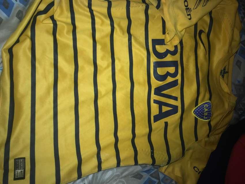 Camiseta de Boca 2015 - Lodeiro 0
