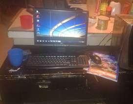 Vendo computador completo de mesa