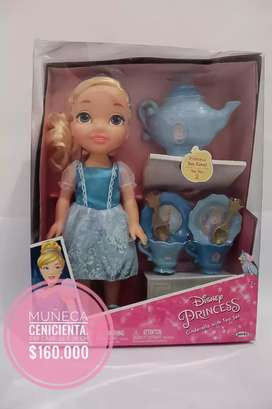 Juguete muñeca Cenicienta