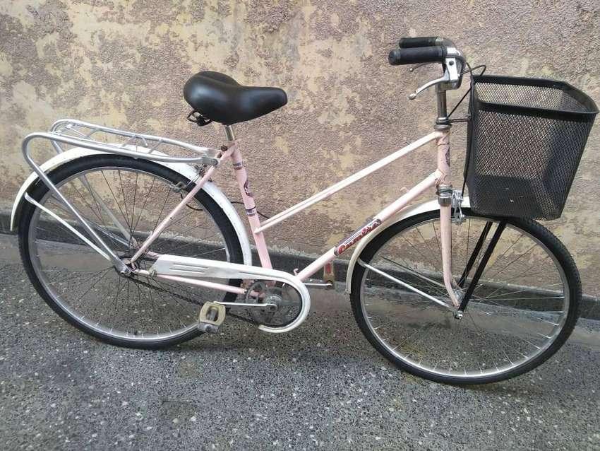 Bicicleta Paseo Dama Rodado 26 0