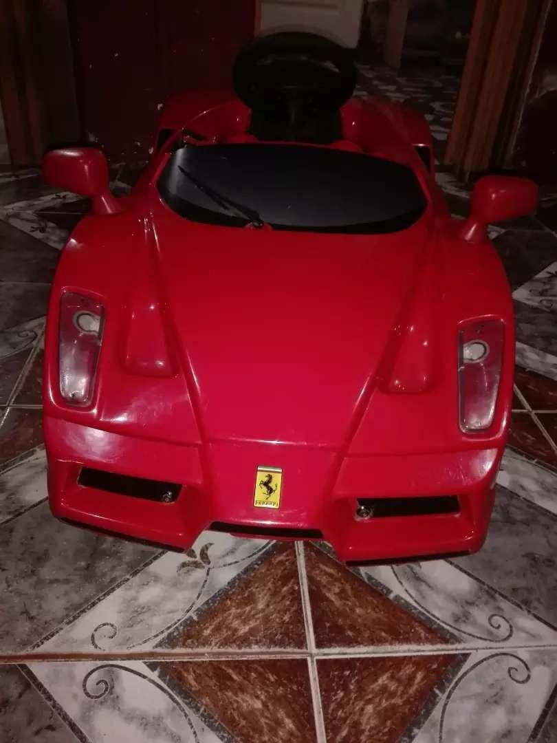 Ferrari enzo 0