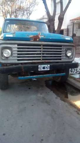 Ford 600 todo Mercedes 1114