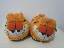 Babuchas Gato Garfield Talla 40