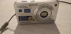 Camara Sony Cybershot 14.1 Mp. Dsc W-56c2900