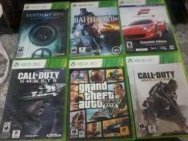 Xbox360 Juegos Originales