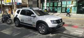Renault Duster pública con trabajo