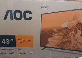 """vendo televisor LED 43"""" FHD"""