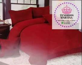 Cubrelechos ovejeros cama sencilla-semidoble