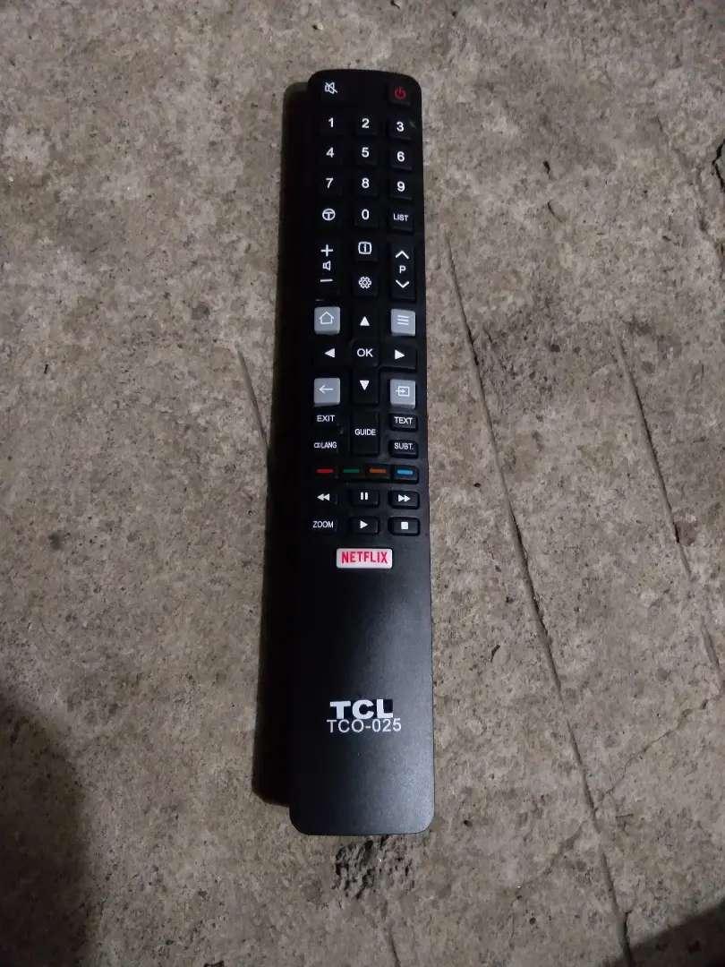 Oferta nuevo control Remoto para Smart TV Tcl y Tcl Android