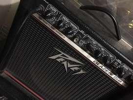 Amolificador peavey para guitarra
