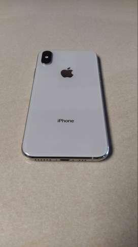 iPhone XS 64gb Blanco