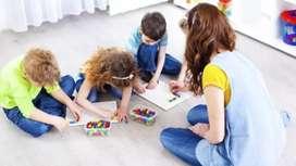 Se cuidan niños en Belén las violetas