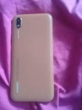 Huawei y52019 motivo de viaje