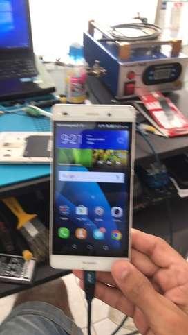 Huawei p8lite 16gb almacenamiento 2gb ram, legal, doble sim