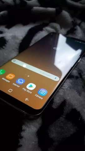 Samsung s8 como nuevo