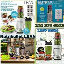 Nutribullet Lean 1200w