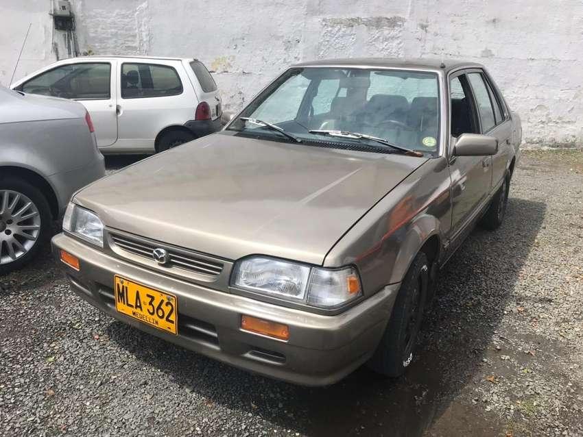 Mazda 323 ns 1.3 1989 0
