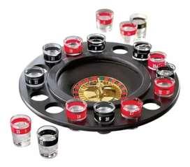 Ruleta juego de mesa shots