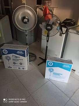 Vendo ventiladores nuevos