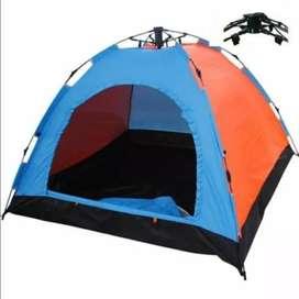 Carpas Automaticas de Camping 3 a 4 Pers