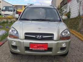 HYUNDAI TUCSON  AÑO: 2010 4X2  COMO NUEVO