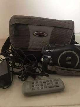 Vídeo cámara canon DVD