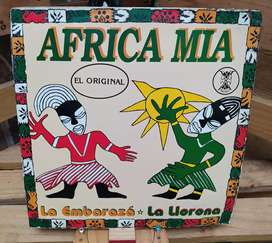Long Play Lps Díscos Acetatos Vinilos Vinyl A F R I C A   M I A