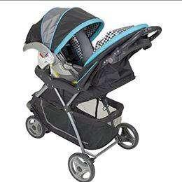 Coche+silla para carro babytrend