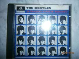 Beatles! Album Hard day's night